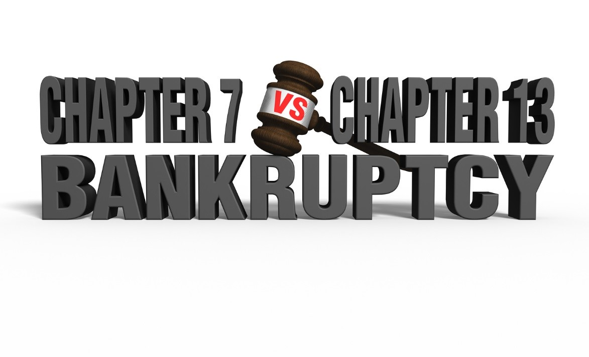 Chapter 7 vs. Chapter 13